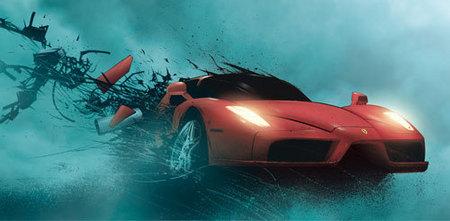 Ferrari Enzo Crash , The Whole Story , Duncan.co