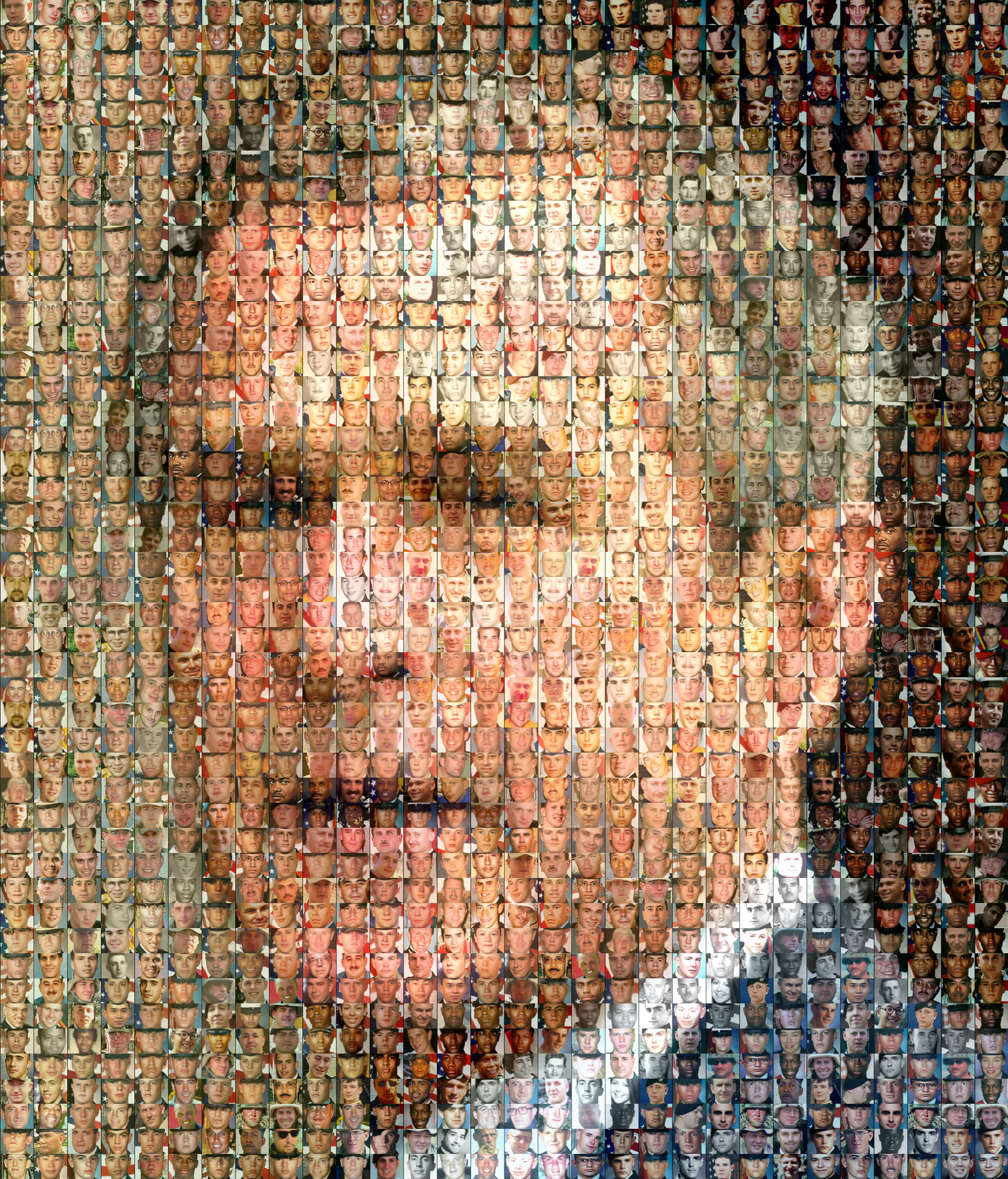 bush death toll