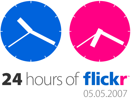 24 Hours of Flickr is Today
