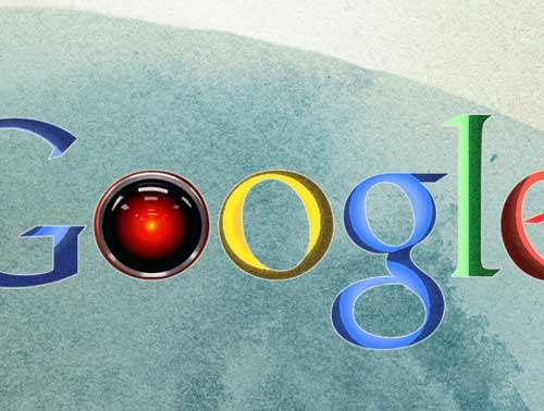 Google Logo HAL