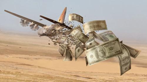 Iraq Billions Poof