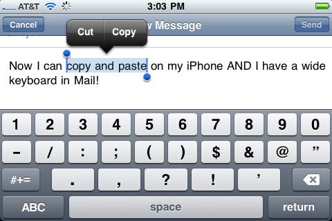 iphone 3.0 screenshot