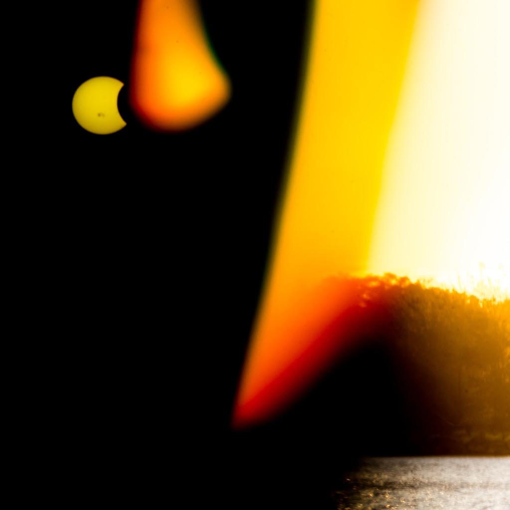 Partial Solar Eclipse Oct 23 2014