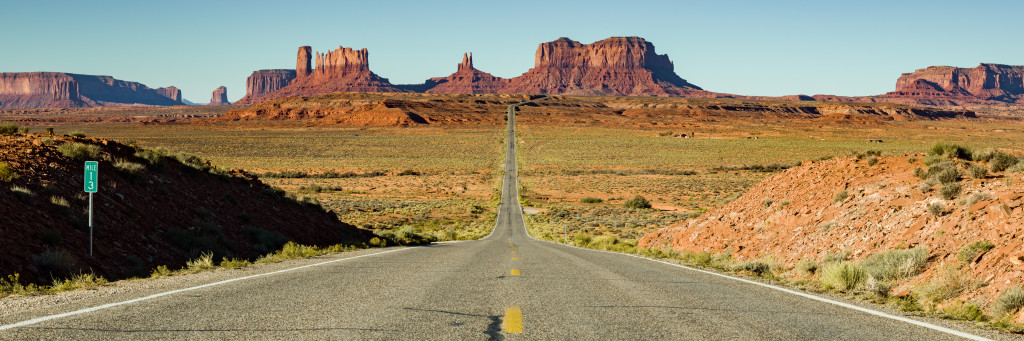 Mile 13 Monument Valley