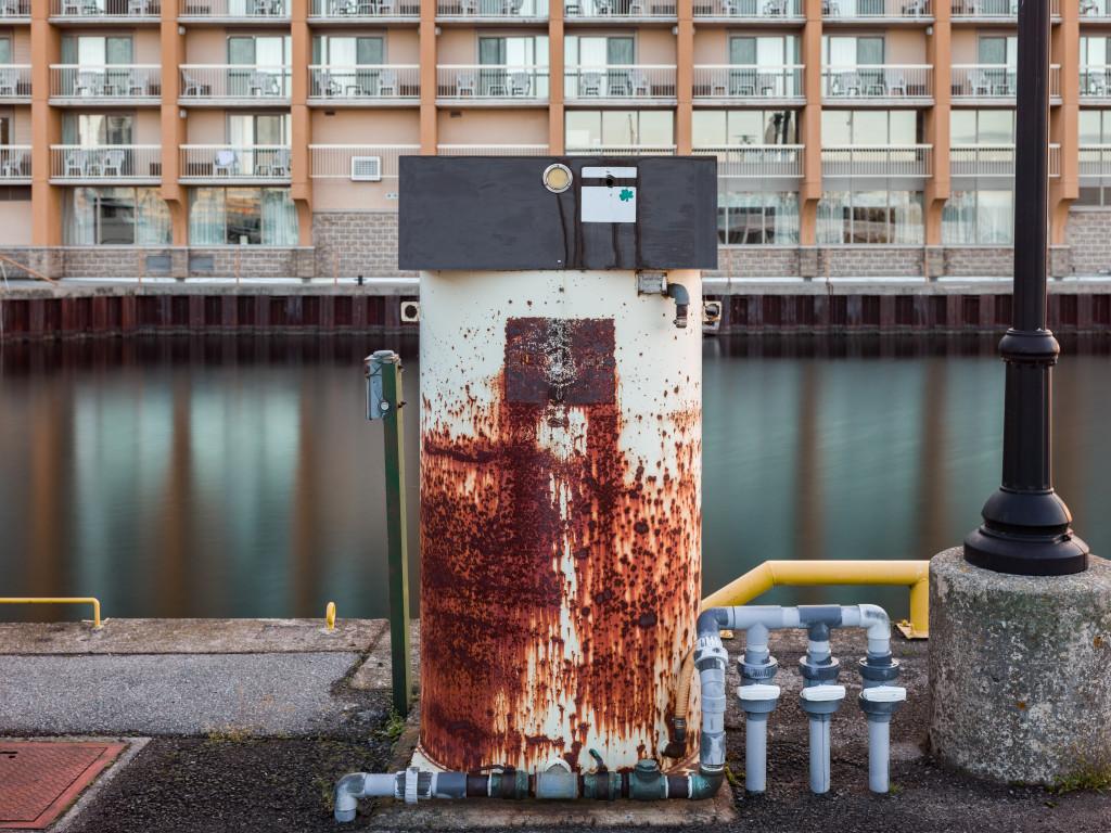 Rusty Pump