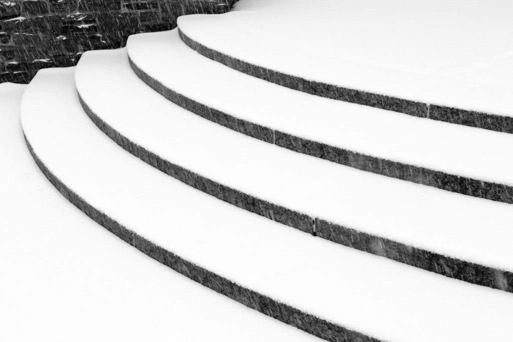 Curves In The Snow