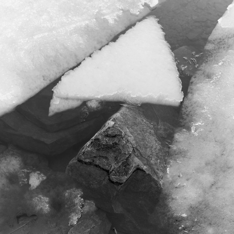 Stone And Ice Triangle