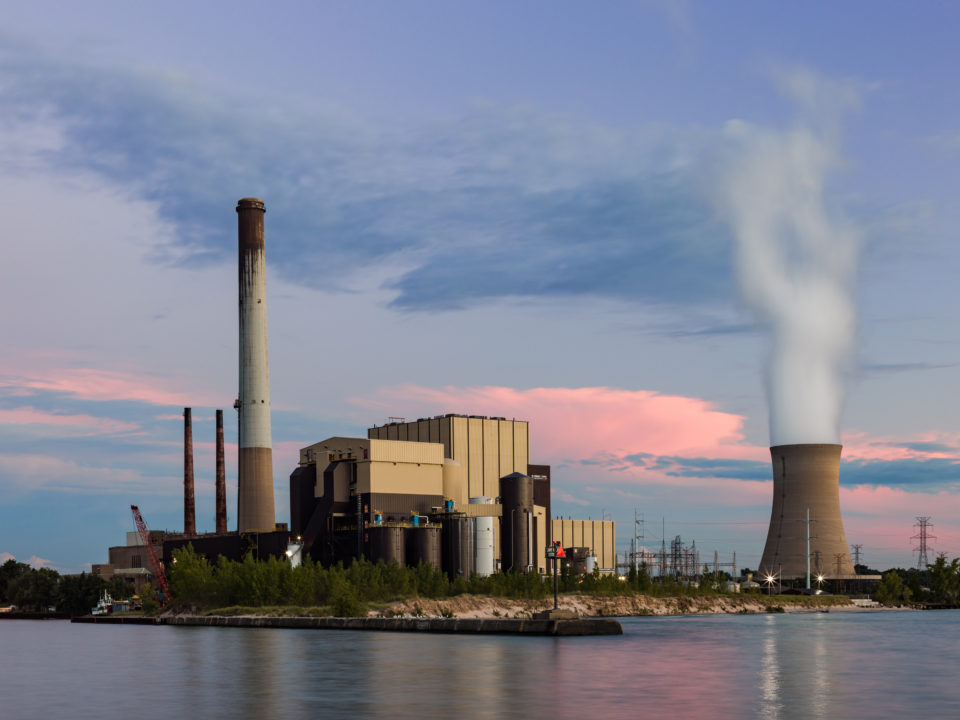 Michigan City Generating Station