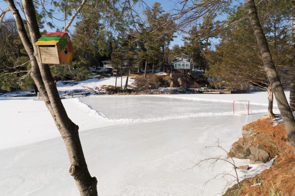 River Hockey Rink