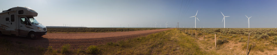 Suzlon Wind Farm Wyoming
