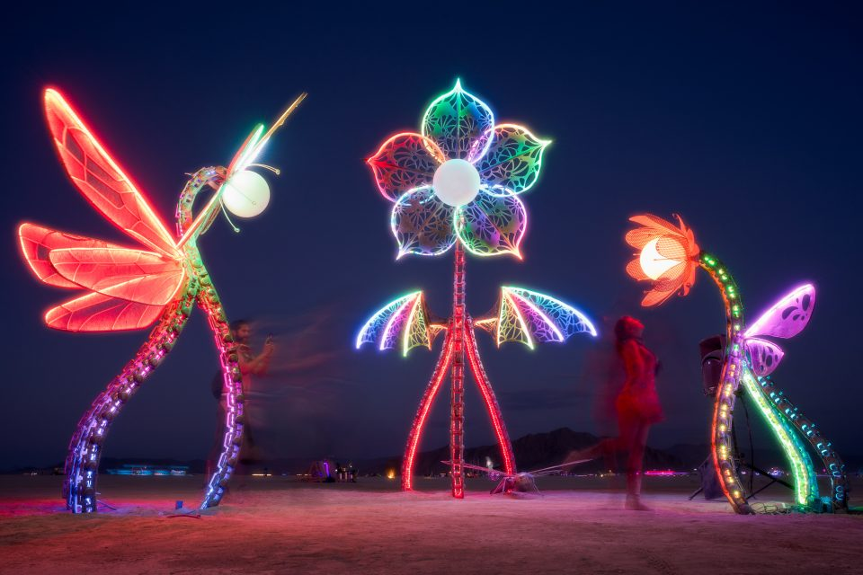 Burning Man 2018 photos by Duncan Rawlinson