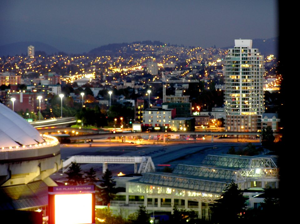 BC Place and Plaza of Nations