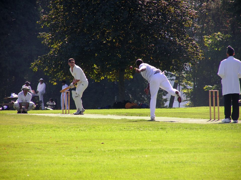 stanley park cricket match