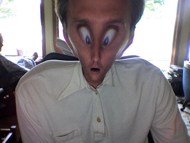 Goofy Eyes