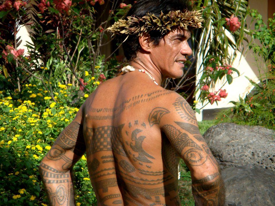 Tahiti Style Tattoos
