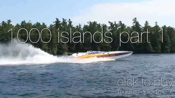 Scourist.com : 1000 Islands Part 1