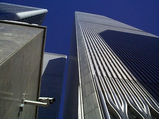 Security Camera At World Trade Center Photo January 1 2001