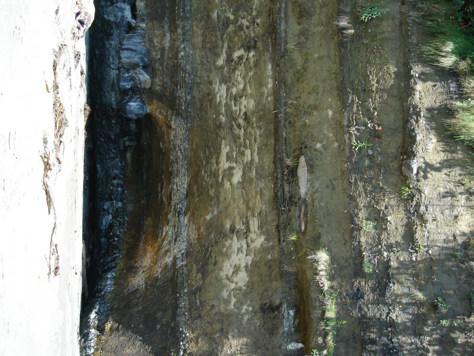 Cliff Walls