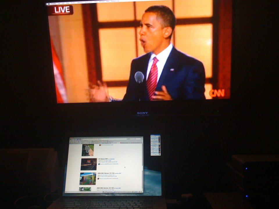 Obama DNC: 'I accept the nomination'