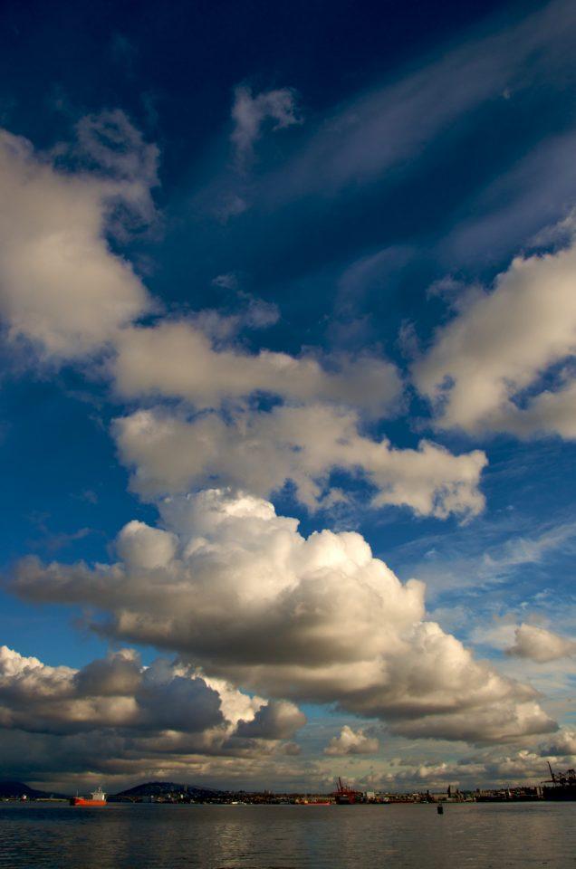 Giant Sky...