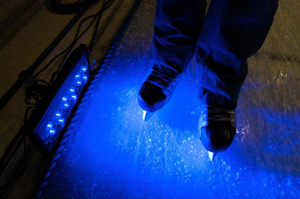 LEDs and Skates