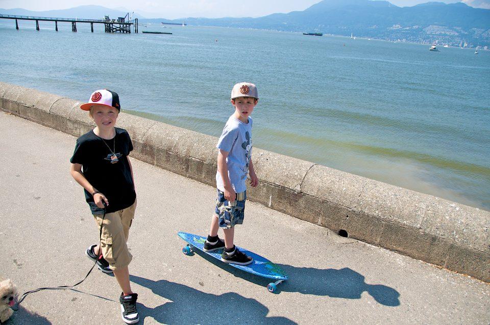 Skateboard Kids