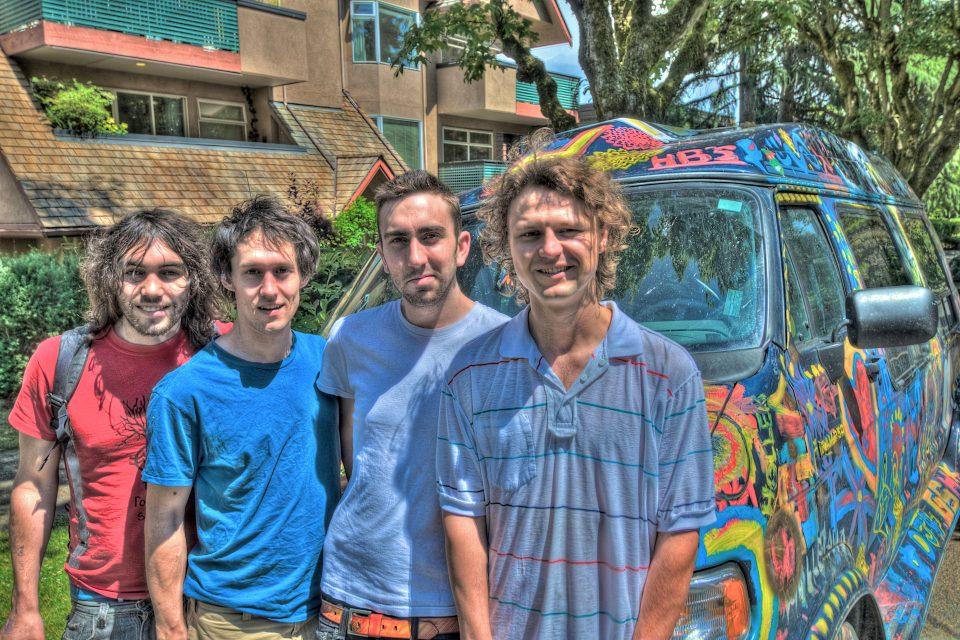 Hollerado The Band