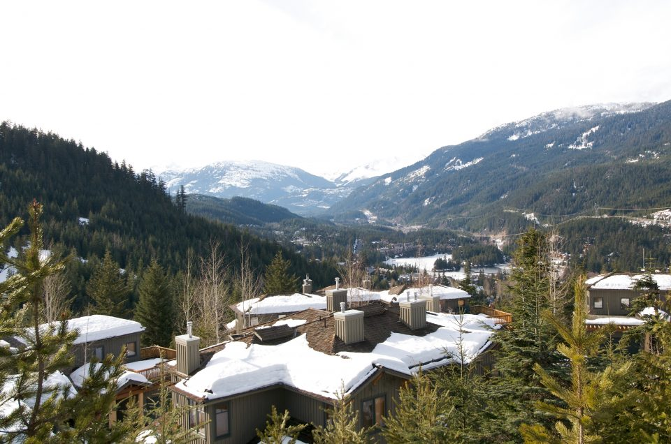 The Road To Whistler...