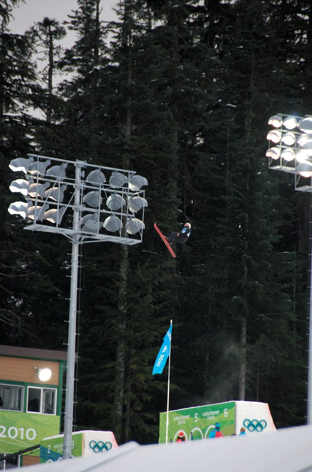 Freestyle Skiing Men's Aerials Final