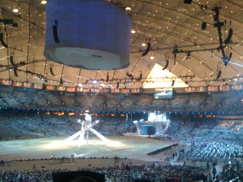 Closing Ceremonies starts in 5 minutes #van2010 #olympics #tnmh