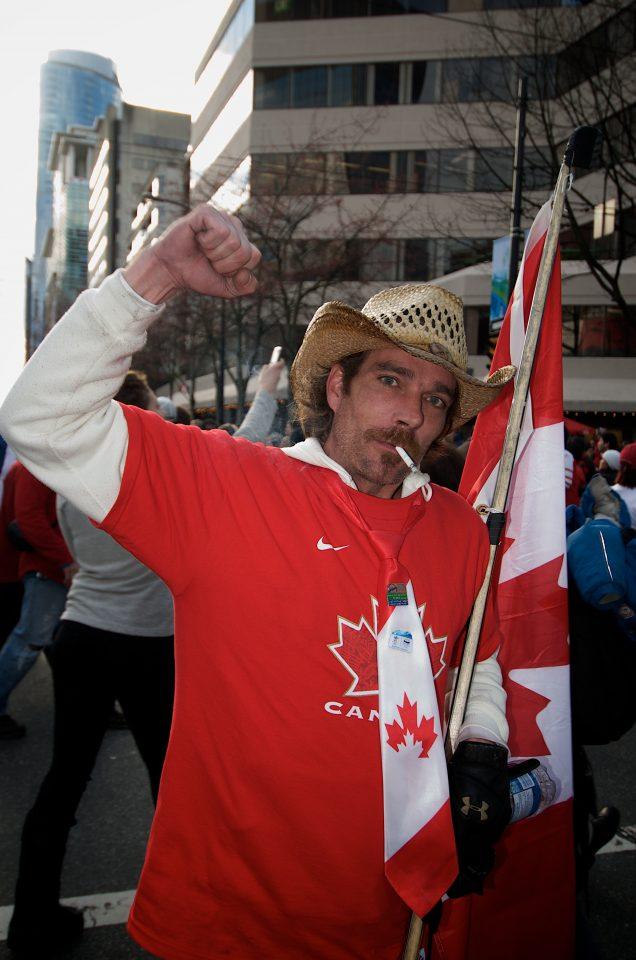 Fine Canadian Gentleman