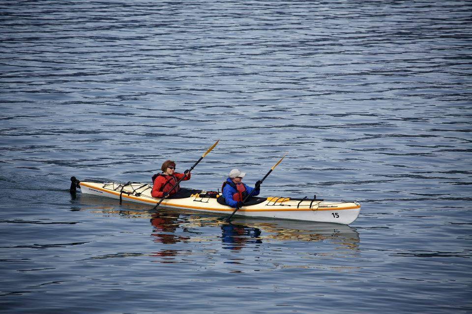 Sea Kayakers