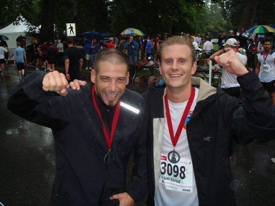 Half Marathon Completed