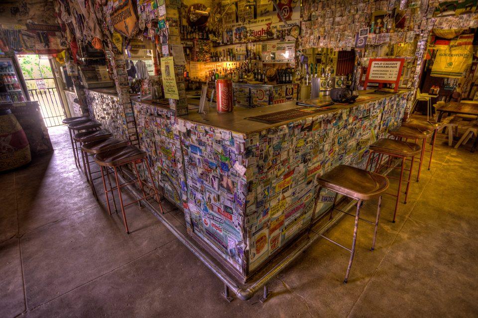 Daly Waters Pub Australia