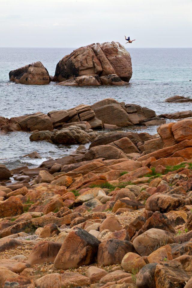 Cape Leuwin, Western Australia, Australia