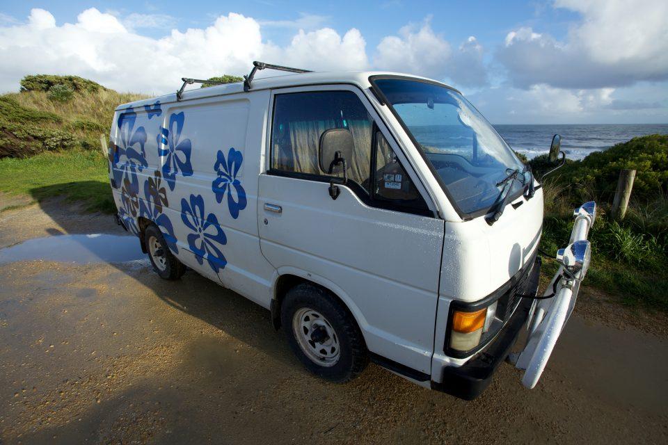 Our Van Gerty