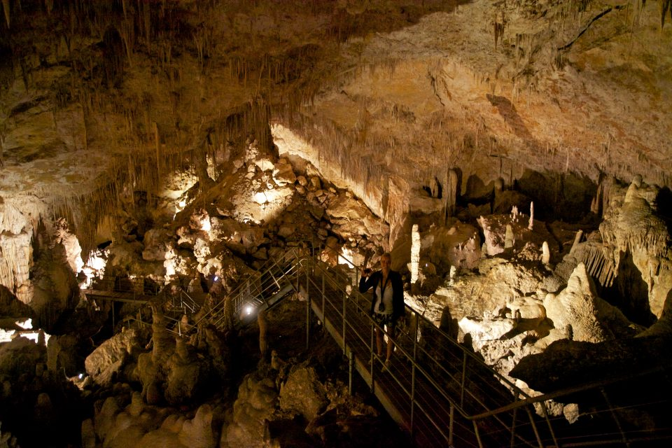 Mammoth Cave Western Australia, Australia