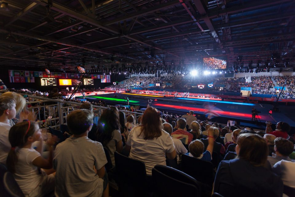 Fencing at Excel Venue London 2012 Olympics 0178