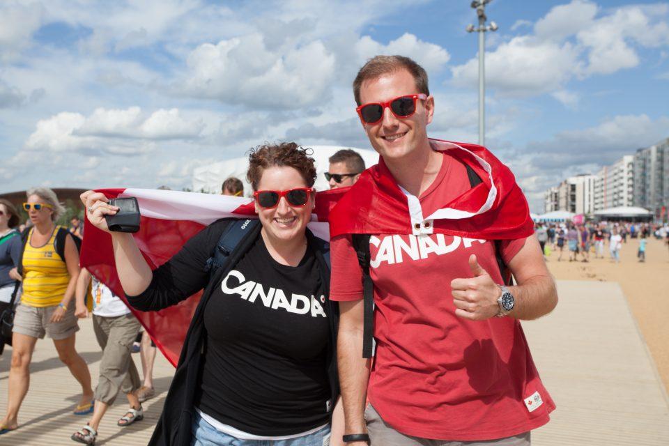 Diane and I London 2012 Olympics 0265