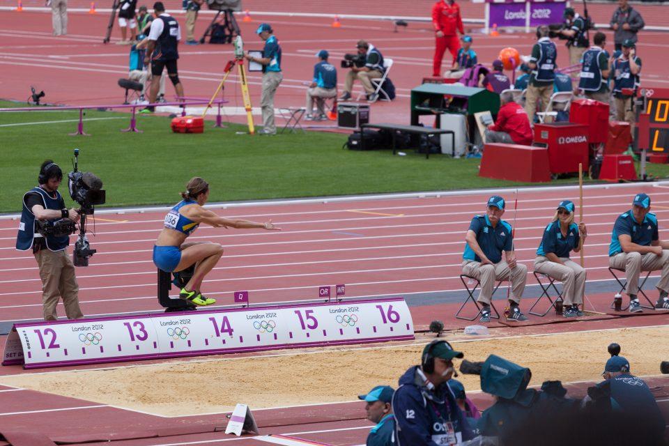 Triple Jump London 2012 Olympics 0215