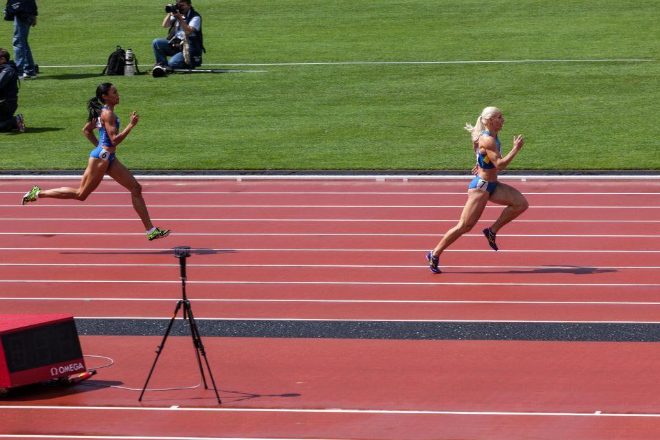 Female Runners London 2012 Olympics 0242