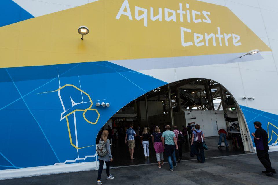 Aquatics Center London 2012 Olympics 0356