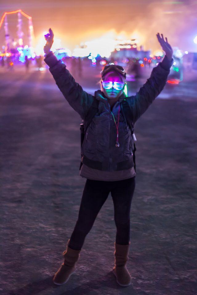 Dorothy Burning Man 2012 216