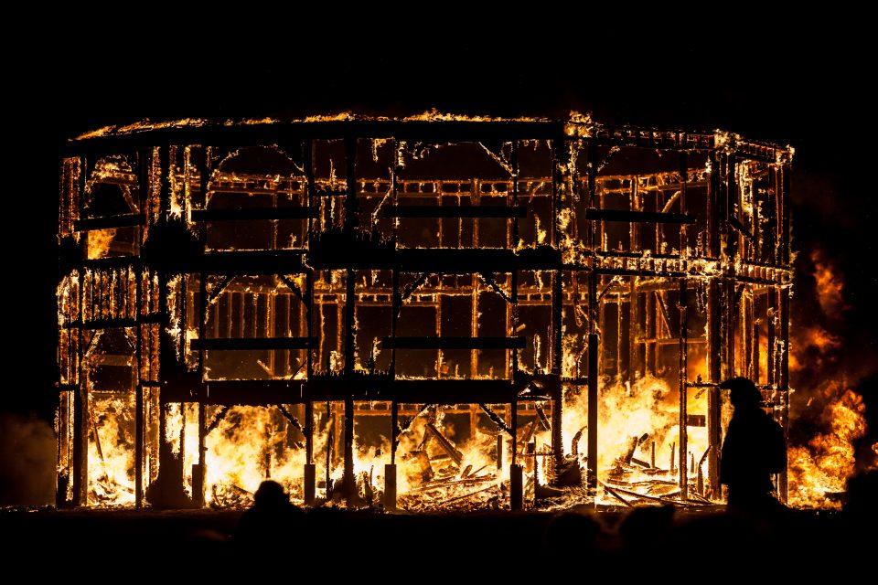 After The Man Burning Man 2012 215