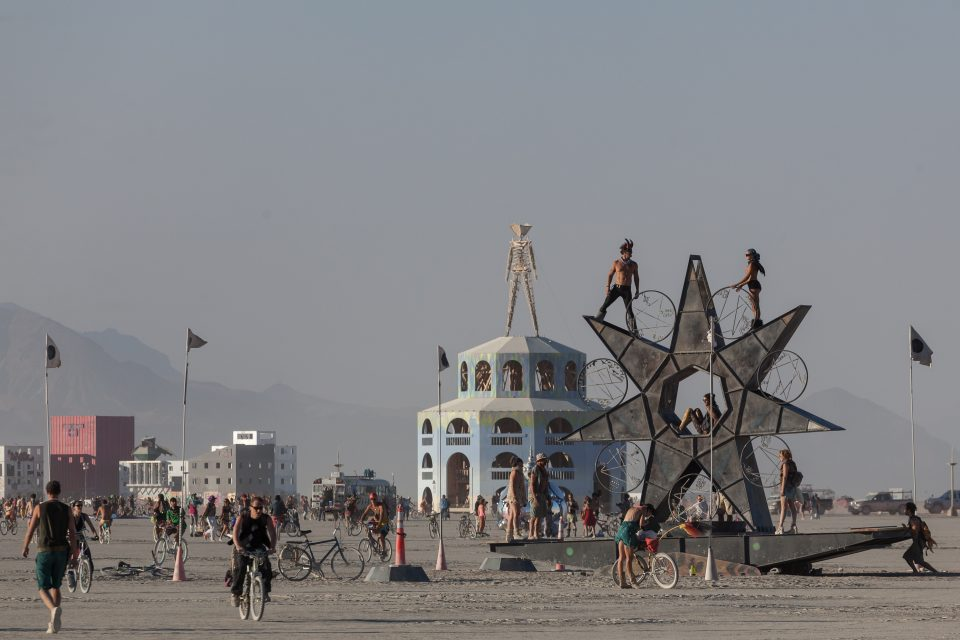 Playa Art Burning Man 2012 206
