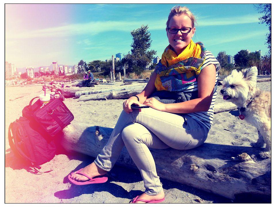 Doggy Beach Vancouver