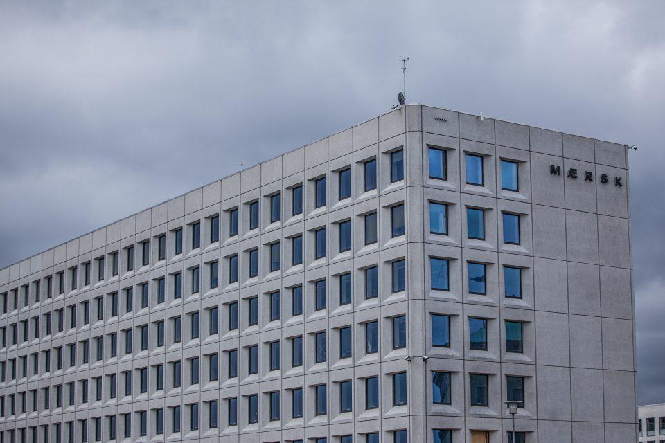 Maersk Headquarters Copenhagen Denmark 095