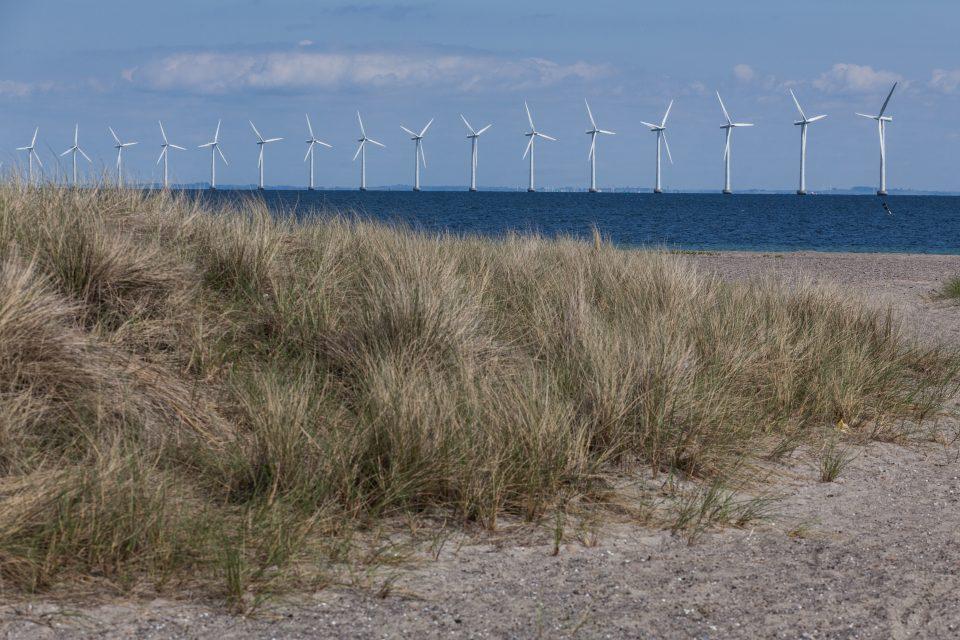 Wind Turbines Copenhagen Denmark 083