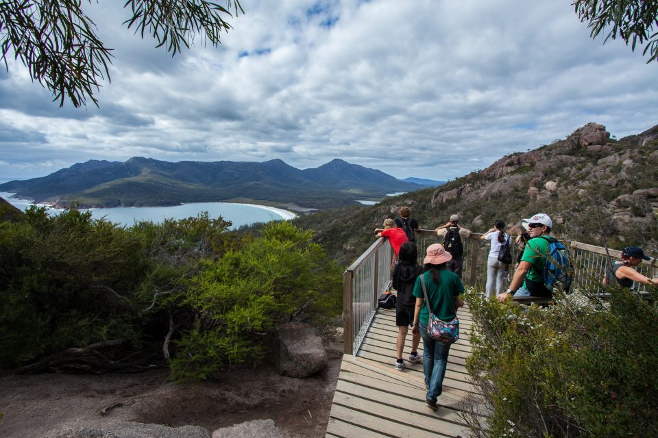 Wineglass Bay Tasmania Australia 002