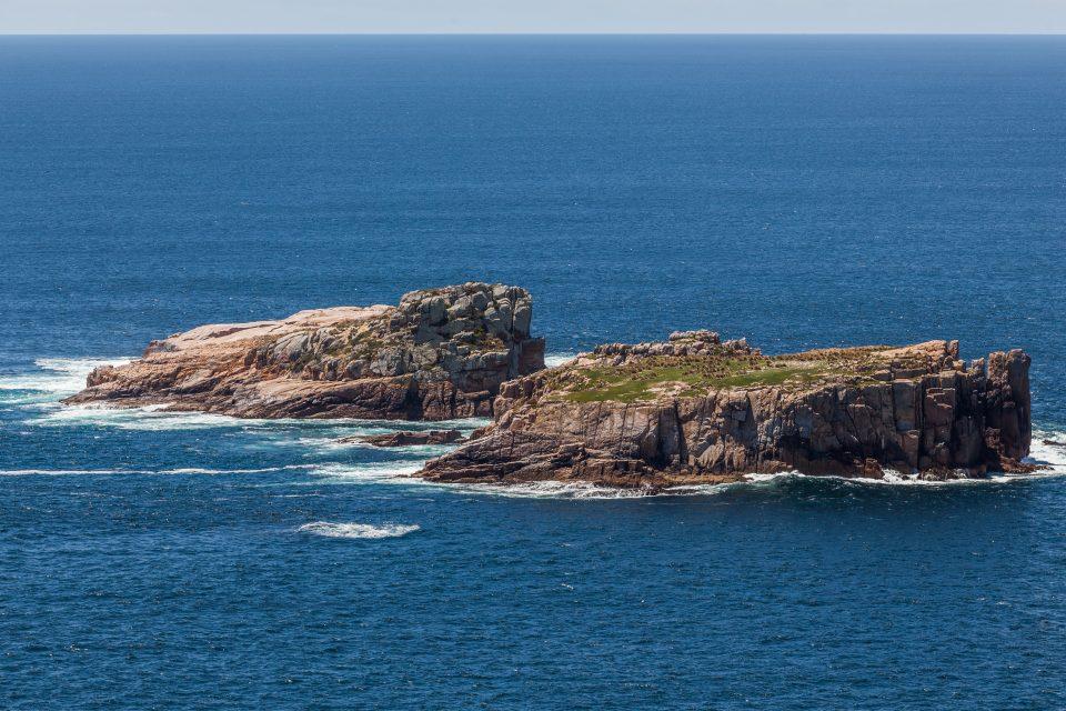 The Nuggets Islands Off Coast Of Tasmania Australia 020